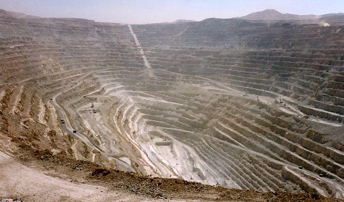 Image result for Chuquicamata (Chuqui), Chile
